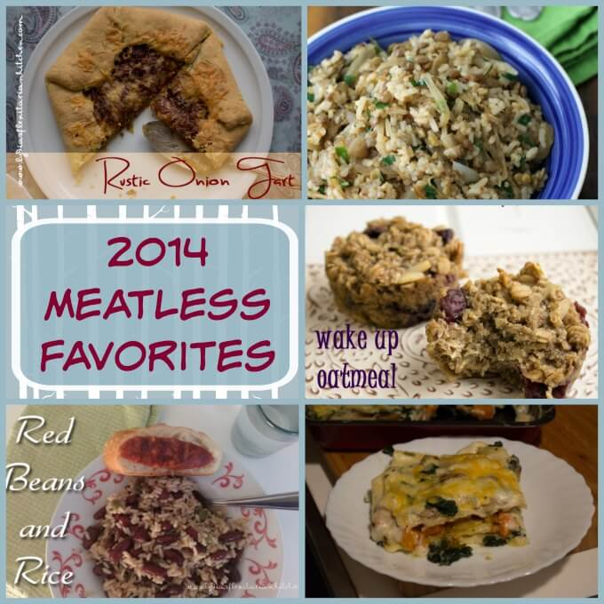 2014 Top 5 Meatless Faves
