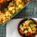 Moroccan Potato Salad ~ Lydia's Flexitarian Kitchen