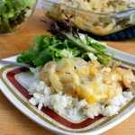 Weeknight Chicken Lombardy ~ #TheRecipeReDux ~ Lydia's Flexitarian Kitchen