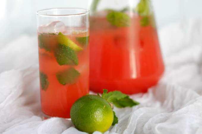 Watermelon Soda