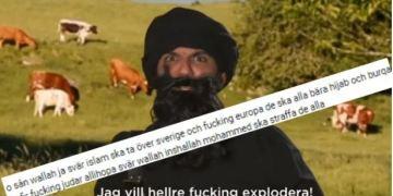 (Skjermbilde SVT/Samnytt).