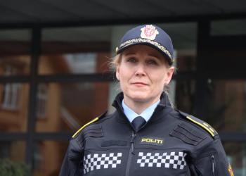 Foto: Politiet Sør-Vest Facebook.