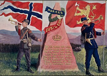 Av Nasjonalbiblioteket from Norway - Norges 1914 Jubileum / Uploaded by Anne-Sophie Ofrim, CC BY 2.0,
