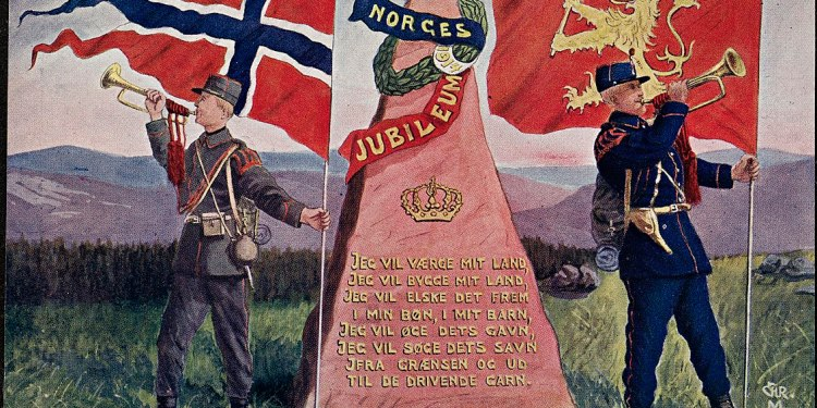 Av Nasjonalbiblioteket from Norway - Norges 1914 Jubileum / Uploaded by Anne-Sophie Ofrim, CC BY 2.0,