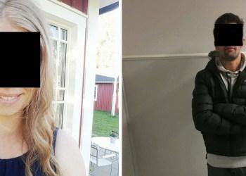 UTNYTTET BARN: Den svenske kvinnen Anna (38) utnyttet mindreårige afghanske flyktningbarn for sex. Etter å ha byttet ut sin første elsker for et yngre barn ble hun angrepet og mishandlet av sin første elsker. (Foto: Politiet).