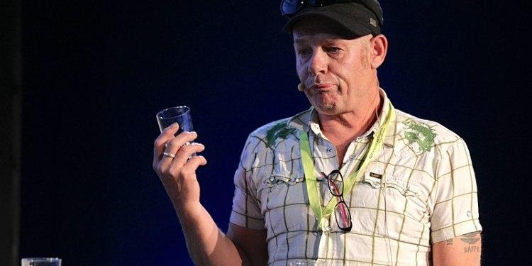 Espen Rustad Thoresen, Nordiske Mediedager 2013 (Foto: Knut Jensen / Nordiske Mediedager / CC BY-SA 2.0)