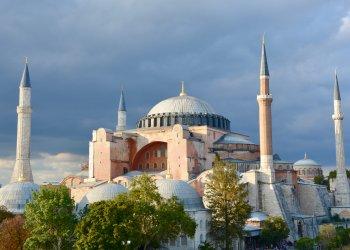 HAGIA SOFIA I ISTANBUL. (Foto: Adli Wahid (CC BY-SA 3.0))