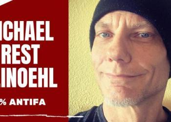 ETTERSØKT FOR DRAP: Michael Forest Reinoehl (48).