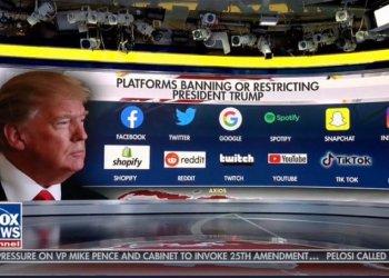 (Skjermbilde / Fox News).