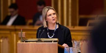 Sylvi Listhaug. (Foto: Stortinget /  (CC BY-NC-ND 2.0))