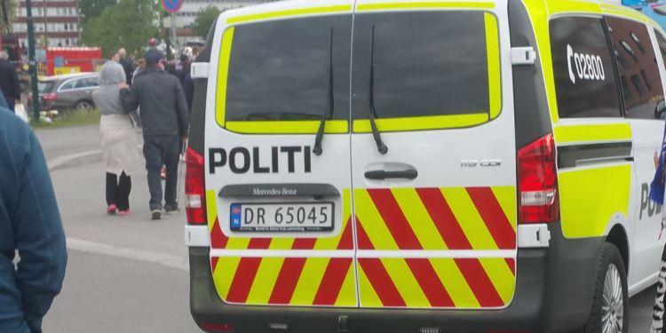 POLITIET I OSLO. (Foto: Lykten.no).
