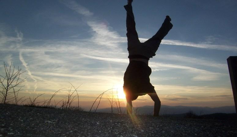 Cartwheels of Joy