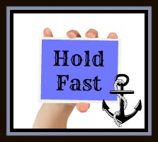 hold fast small graphic
