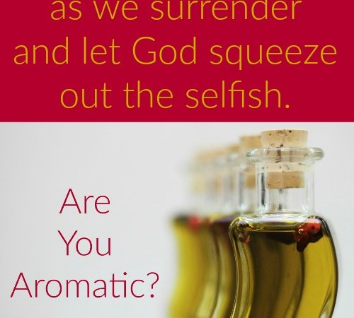 Are You Aromatic?