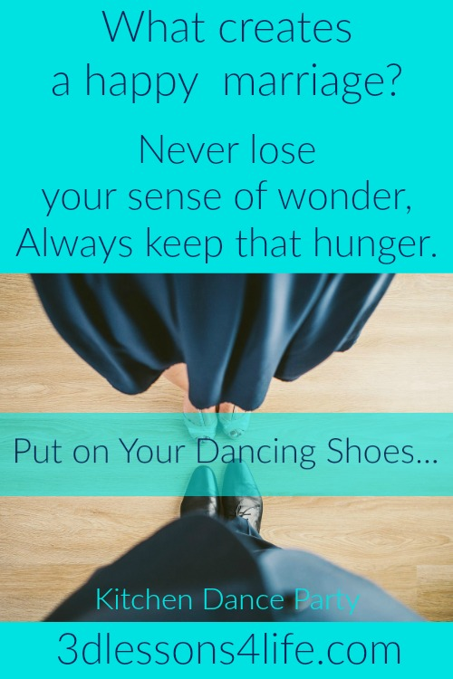 Put on Your Dancing Shoes   3dlessons4life.com