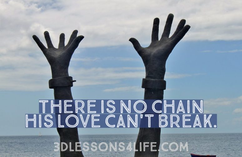 Break Every Chain | 3dlessons4life.com