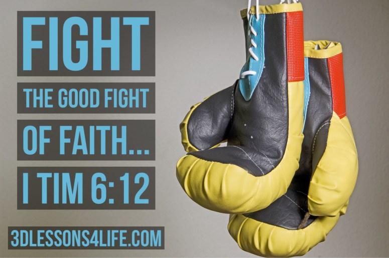 Fight Smart | 3dlessons4life.com