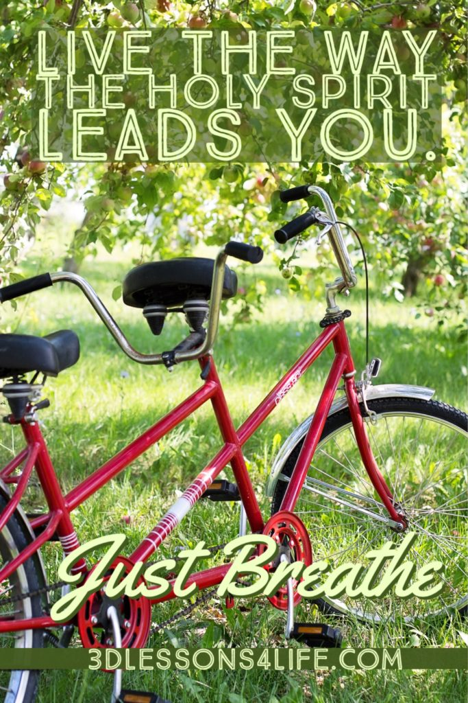 Your Breathing Coach | Just Breathe for 31 Days - Day 11 | 3dlessons4life.com
