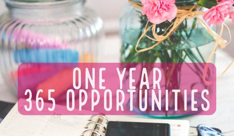 365 Opportunities