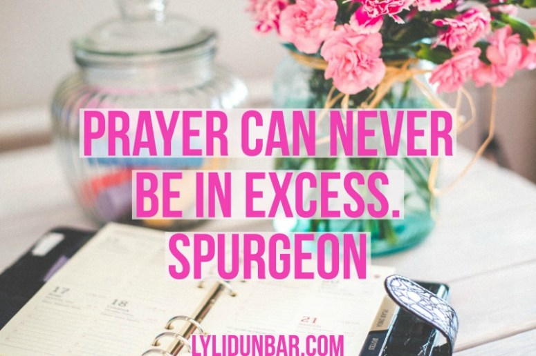 5 Ways to Stay Prayed Up and Prepared