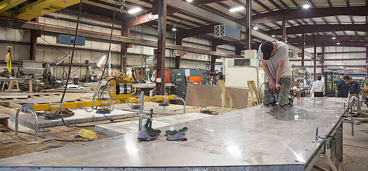 Lyman-Morse Fabrication offers top-quality facilities