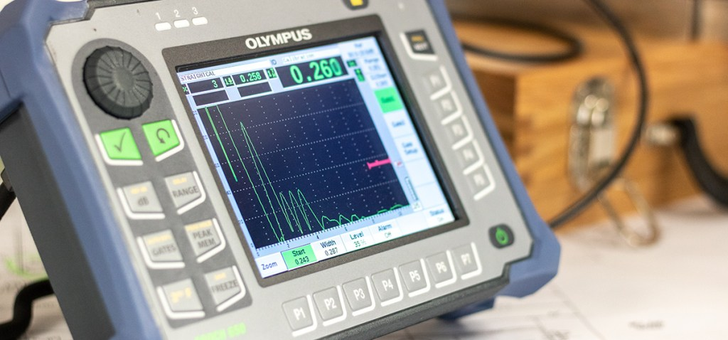 Non-Destructive Testing and Inspections