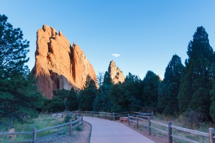 A Walk through the Garden of the Gods