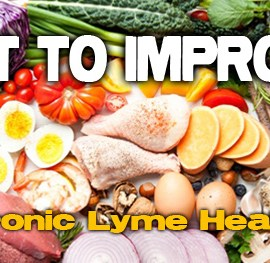 Eat to Improve Chronic Lyme Healing