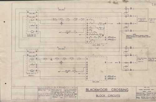 small resolution of  circuits and block bells these diagrams actually refer to the relay unit as bzr and not bzr1 it is not clear to me what the difference is