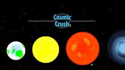 Cosmic Crush game