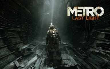 Metro- Last Light game