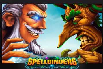 Spellbinders game