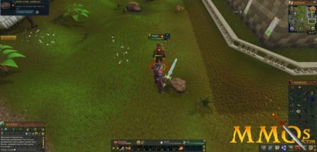 MMORPG Games Like Runescape