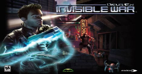 Deus Ex- Invisible War 2003