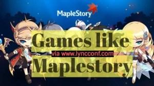Games like Maplestory