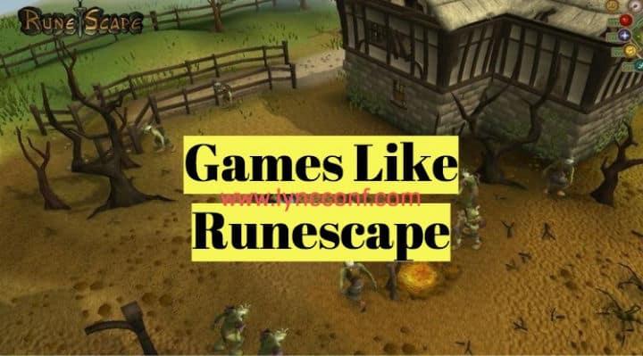 Offline games like runescape