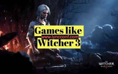 Games like Witcher 3