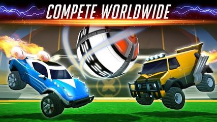 Rocketball- Championship Cup