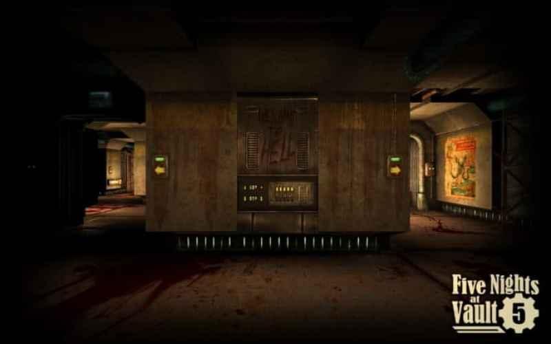 fallout new vegas five nights at vault 5