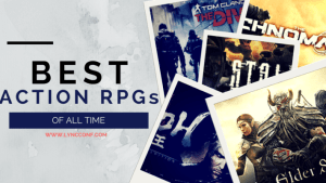 Best Action-RPGs Games of All Time