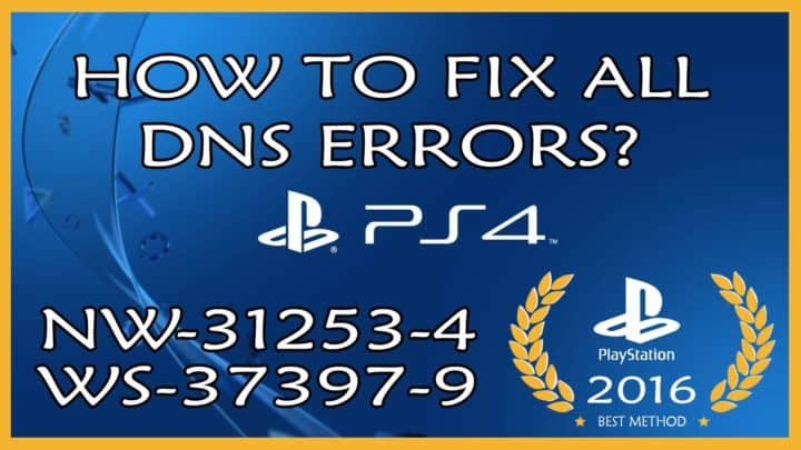 best dns for ps4
