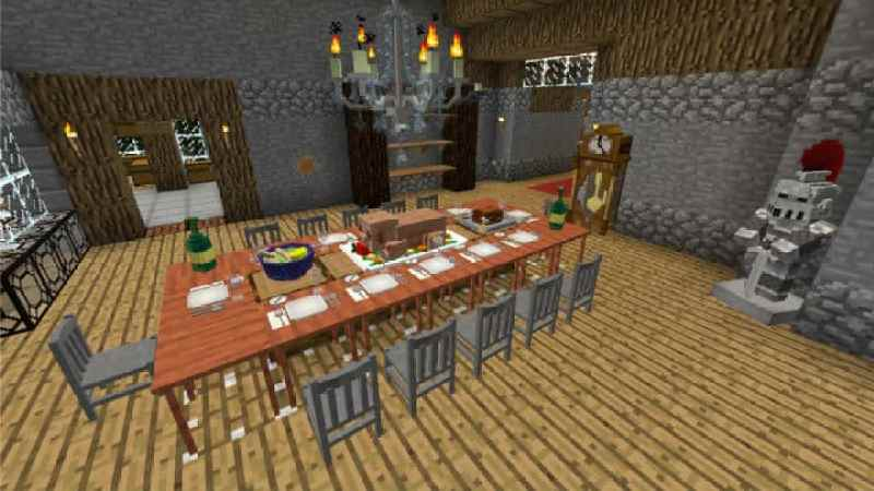 Decocraft Minecraft Mods