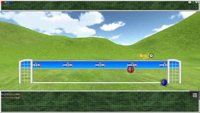 Head Goal Soccer Online