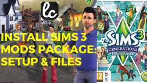 Install Sims 3 Mods Package