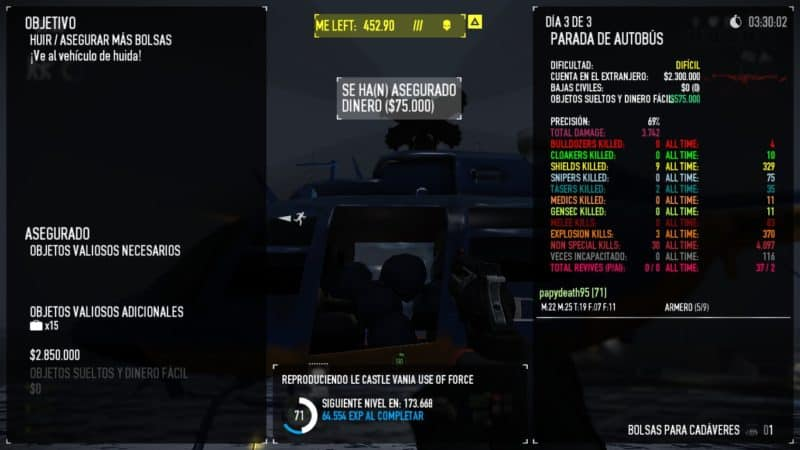 payday 2 mods last bullet