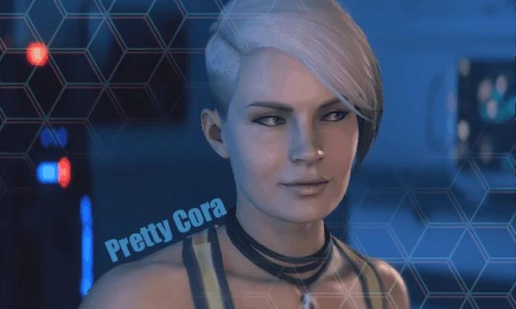 Pretty Cora
