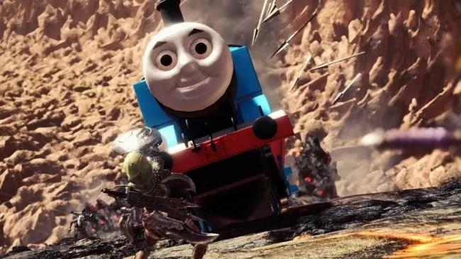 Thomas the Elder Dragon