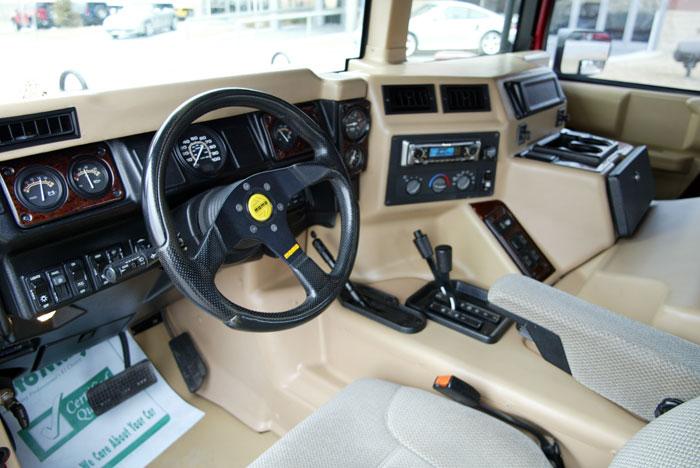 2005 Jeep Wrangler Dash