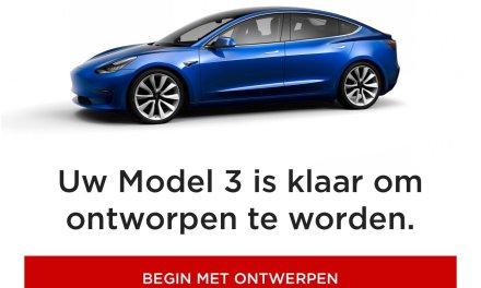 'Eindelijk, we mogen de model 3 bestellen'