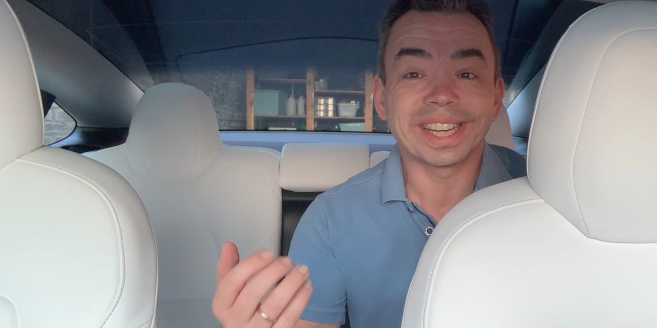 Hoe Jeroen mijn Tesla liet shinen
